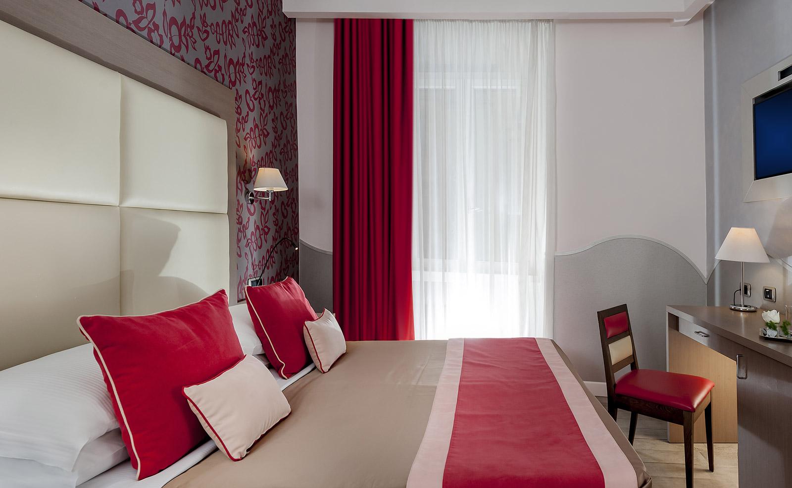 Chambre Double Hotel Rome Chambre Double Rome Hotel Rome