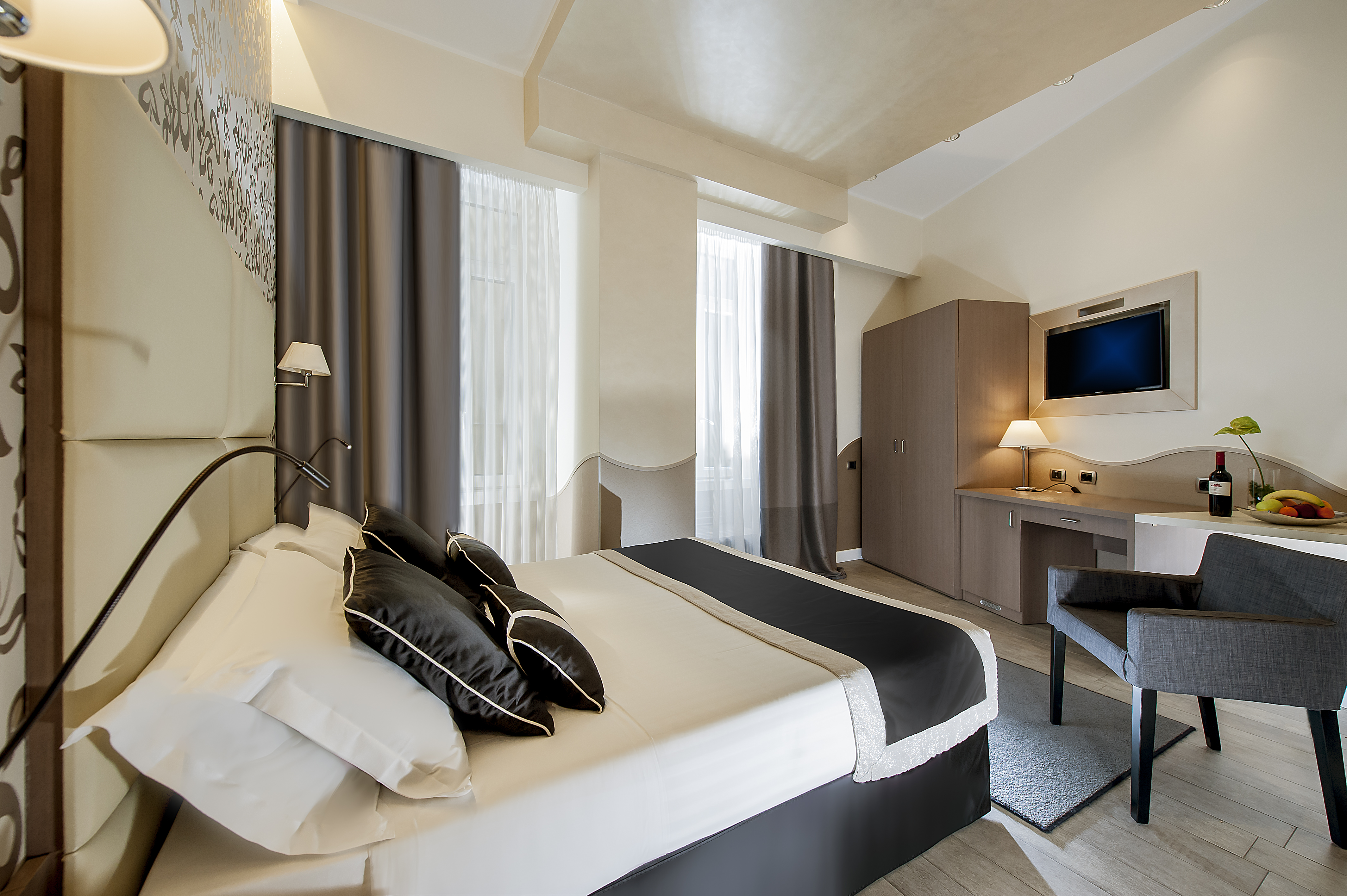 Demetra Hotel Rome New 4 Star Hotel In Rome City Center Near