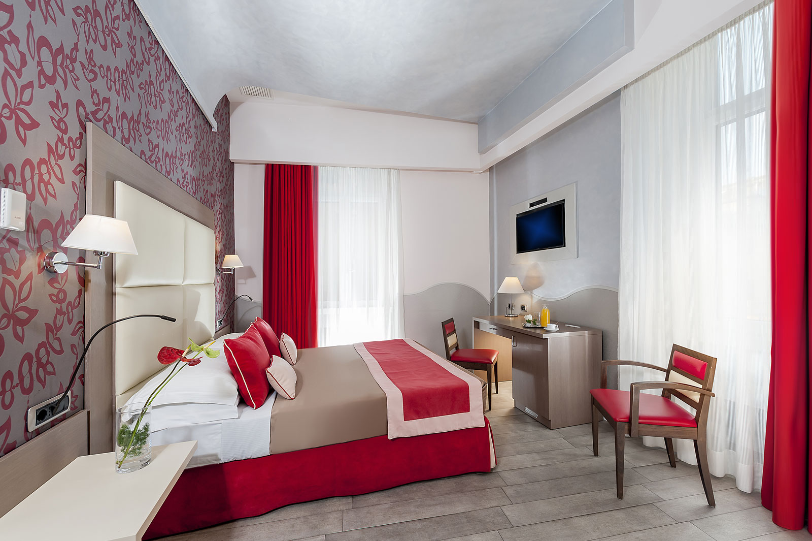 2 stjernede hoteller i paris